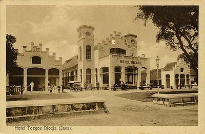 Hotel Toegoe 1900