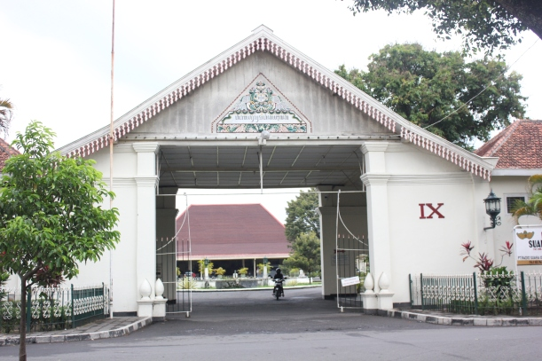 Gerbang Pura Pakualaman