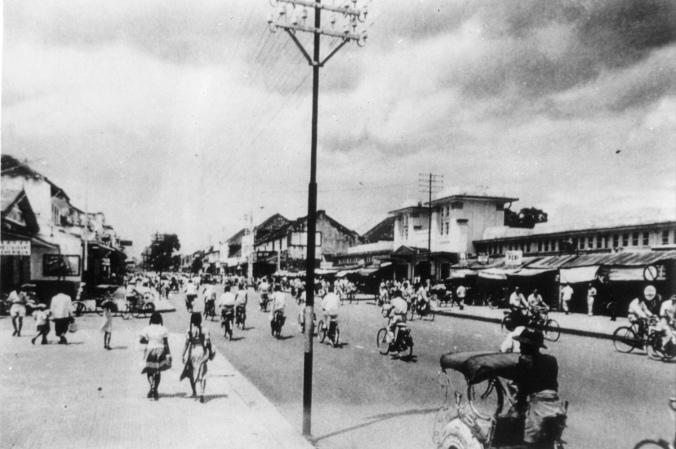 Beringharjo 1940an