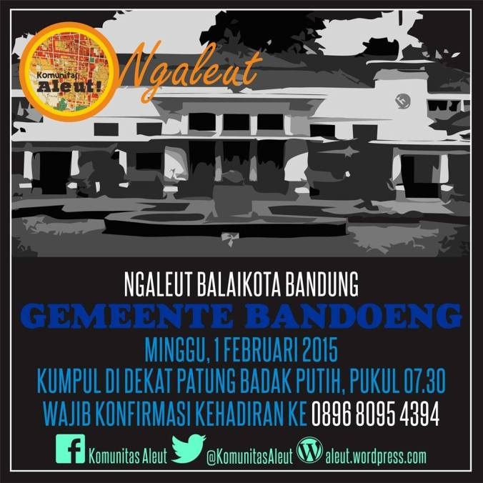 Ngaleut Balaikota Bandung