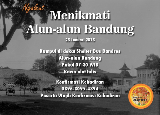 2015-01-25 Menikmati Alun-Alun Bandung