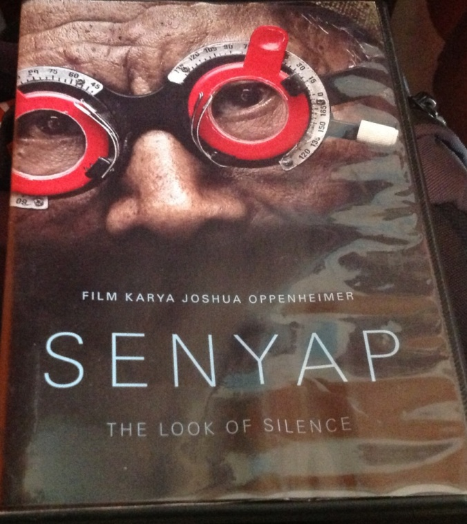 Cover film Senyap (The Look of Silence)