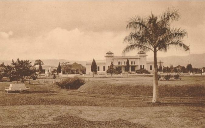 Insulindepark Sekitar tahun 1920-an (Foto: KITLV)