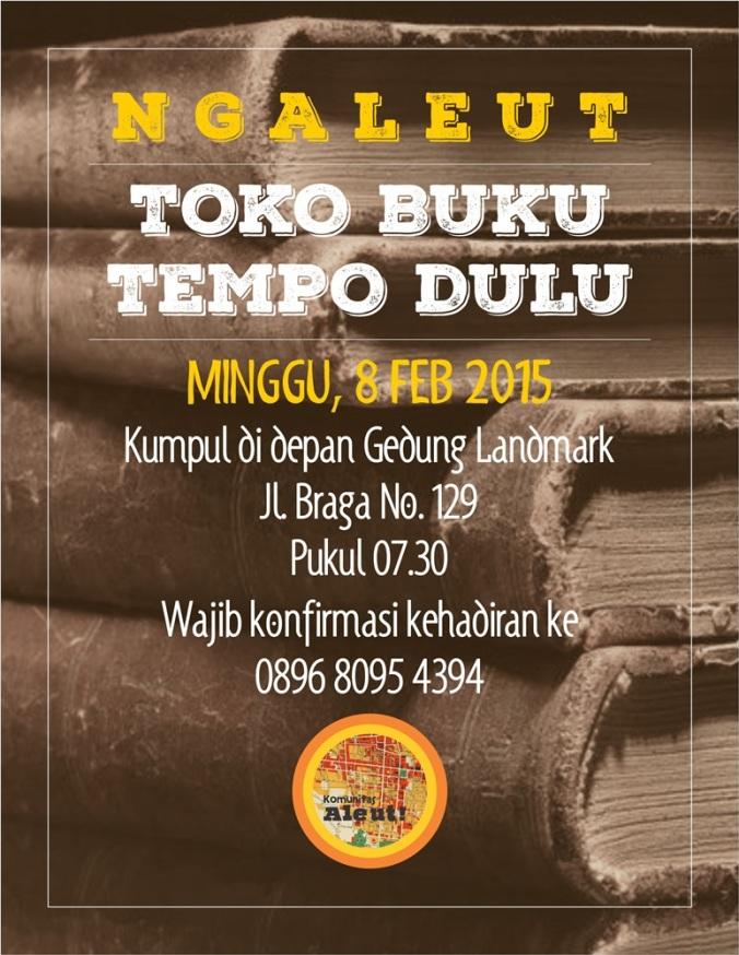 2015-02-08 Toko Buku Tempo Dulu