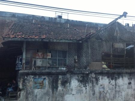 Sisa Rumah H. Anda di Jl. Lengkong Besar