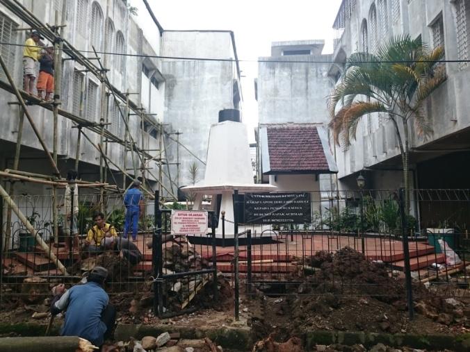 Proyek Perbaikan Bekas Sel Soekarno