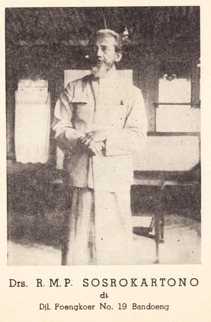 Raden Mas Panji Sosrokartono