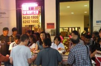 Buka Puasa ala Prasmanan di Bazaar