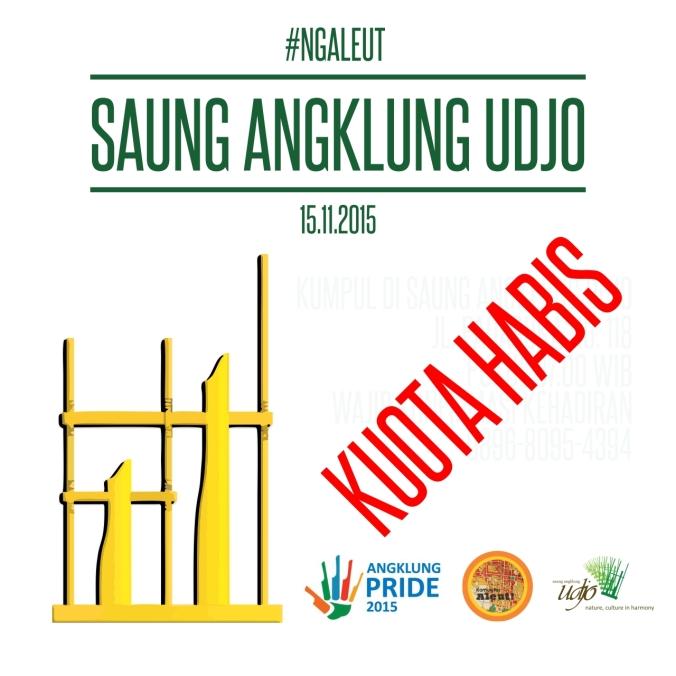 2015-11-15 Saung Angklung Udjo Habis