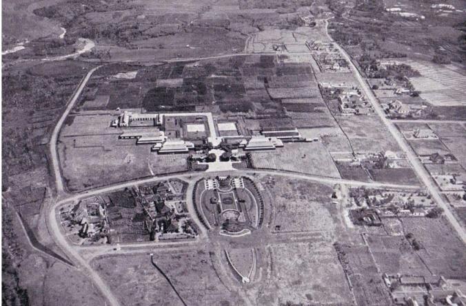 Komplek THS dilihat dari Udara tahun 1930