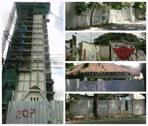 """Bangunan-Bangunan Heritage yang Sudah """"Divonis Mati"""""""