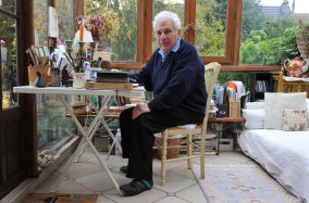 Writer John Berger