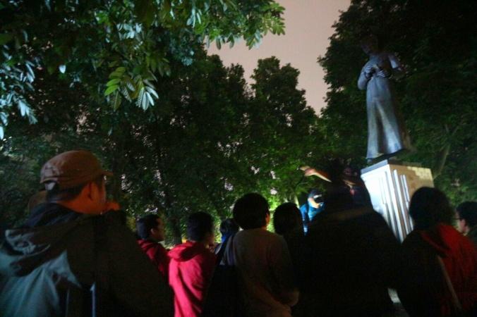 Pastor Verbraak, Malam Mencekam Dalam Wisata Legenda Urang Bandung