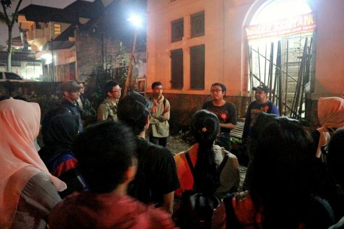 Rumah Kentang, Malam Mencekam Dalam Wisata Legenda Urang Bandung