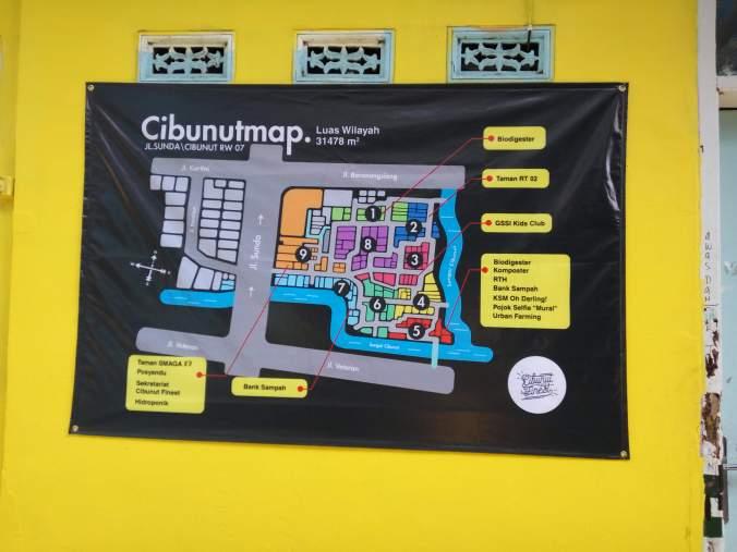 Map Cibunut
