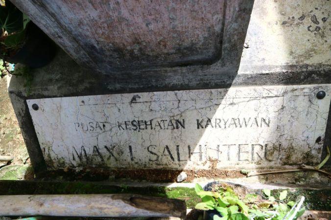 """Spirit"" Max Salhuteru dari Sinumbra-Sperata"