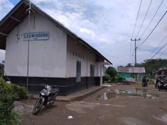 Stasiun Leuwigoong/komunitasaleut.com
