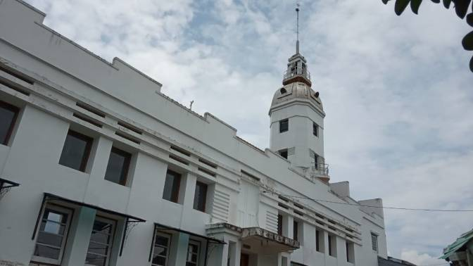 Masjid Cipari/komunitasaleut.com
