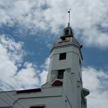 Menara Masjid Cipari/komunitasaleut.com