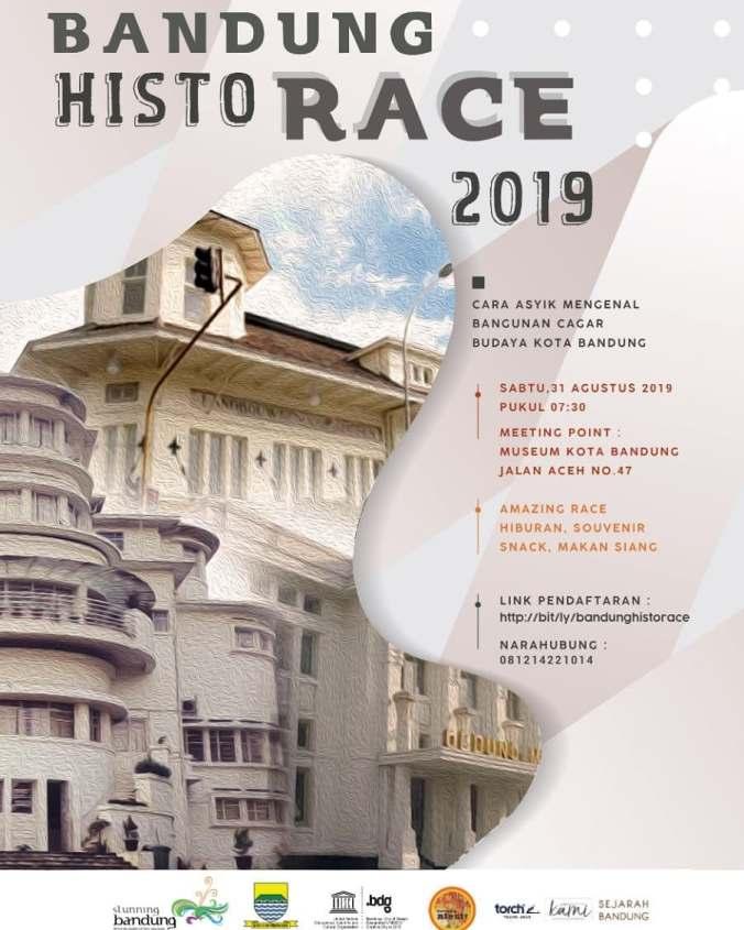 Bandung-Historace