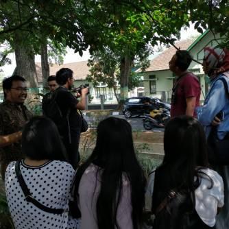 Cerita soal Taman Urip (Dokumentasi komunitas Aleut)