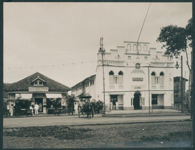Bioskop Elita 1920-an | KITLV